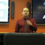 Dr. Jeremy Ellis, Ph.D. Speaking at ASU Skysong